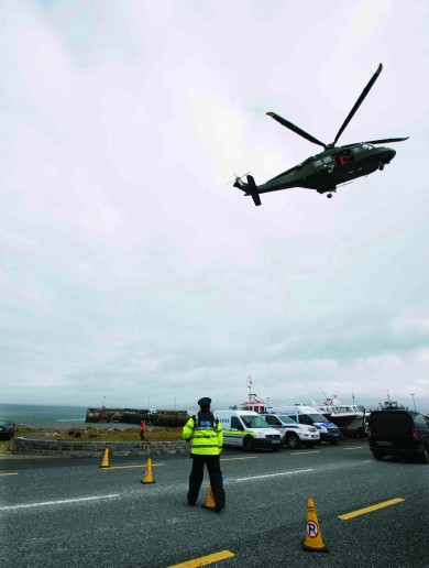 Pilot flagged concerns that island was not on mapping system 4 years before Rescue 116 crash