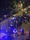 Two teenage boys arrested after acid thrown in the faces of five people across east London