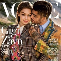 Vogue has come under fire for saying Zayn and Gigi are 'gender fluid' because they share each other's clothes