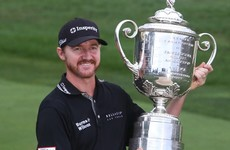 Bad news for Irish viewers as they face a blackout of the US PGA Championship