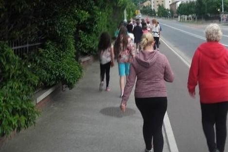 Knocklyon walking group