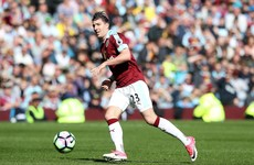 Stephen Ward helped convince Burnley to sign Jon Walters