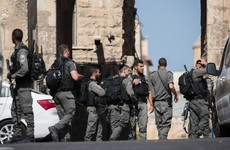 Two Israeli police killed in Jerusalem shooting