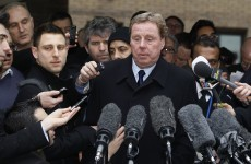 Harry Redknapp and Milan Mandaric 'not guilty' on bung charges