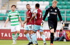 Jon Walters bags debut goal for Burnley in win over Shamrock Rovers