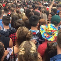 Longitude organiser apologises for delays amid reports of festival goers 'getting crushed' in queues