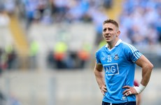 O'Gara to start at full-forward as Dublin make one change for Kildare showdown