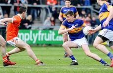 As It Happened: Tipperary v Armagh, All-Ireland senior football qualifier