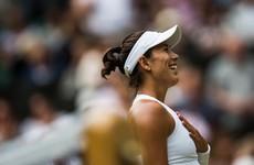 Garbine Muguruza stuns Venus Williams to clinch a first Wimbledon title
