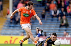 Clarke's late goal seals Armagh comeback qualifier win over Tipperary