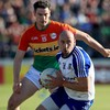 As it happened: Carlow v Monaghan, All-Ireland senior football qualifier