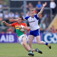 Conor McCarthy introduction vital as off-colour Monaghan survive gutsy Carlow test