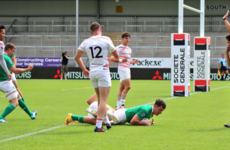 Sevens heaven! Ireland seal qualification for next summer's World Cup in San Fran