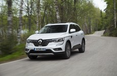 Renault launches its all-new Koleos SUV in Ireland