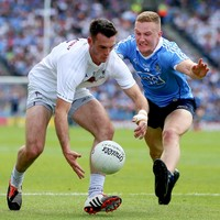 Kildare captain faces surgery having broken his thumb the week before Leinster final