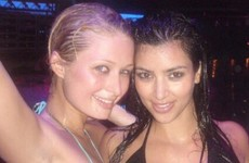 Paris Hilton is reminiscing about her trip to Ibiza with Kim Kardasian in '06