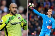 Randolph's West Ham future uncertain as Hart undergoes Hammers medical