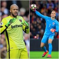 Randolph's West Ham future uncertain as Hart undergoes Hammers medical
