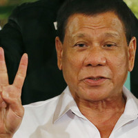 "The Philippines' President keeps making rape jokes, but is claiming that people ""get him"""