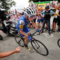 'My life's not going to change if I win the Tour de France. I don't need to win but it would be nice'