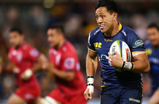 Australia star Christian Lealiifano ready for Super Rugby return after leukaemia diagnosis