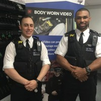 'Londoners can feel reassured': Police officers begin wearing body cameras