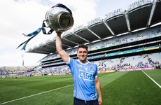 Eternal Bernard Brogan continues to rage against the dying of the light