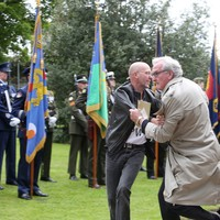 Protester tackled by Canadian Ambassador apologises publicly for interrupting 1916 event
