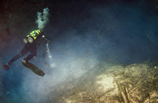 Sitdown Sunday: 'I was trapped in an underwater cave with oxygen running out'