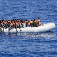 The EU is to curb sales of rubber boats to Libya to stop them getting to smugglers