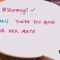 A Stormzy tweet inadvertently caused a heap of drama between a couple on Love Island