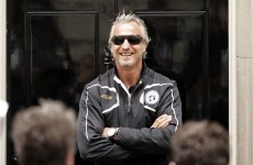 Ginola hospitalised following ski accident - reports