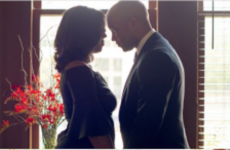 This couple recreated some iconic Barack and Michelle photos to celebrate their engagement