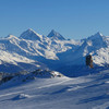 A couple who disappeared 75 years ago have been found 'perfectly preserved' in a Swiss glacier