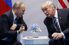 Donald Trump had a second meeting with Vladimir Putin that no-one knew about
