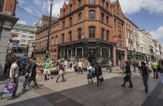 Dublin had one of the world's biggest spikes in high street rents last year