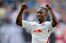RB Leipzig reject €75m bid for Liverpool target Keita