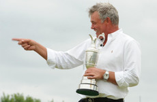 Can you guess the Open Championship winner from just a single detail of their victory?