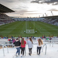 Corkonians out in force for second coming of the Páirc — but not as we know it