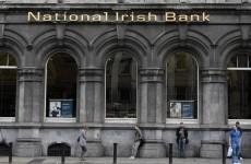 Profits and income down at National Irish Bank