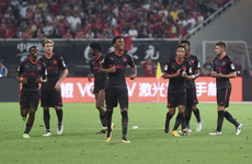 Arsenal hit hard by food poisoning in China as several players struck down