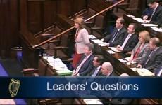 Joan Burton defends government handling of public sector retirements
