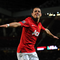 Chicharito is on his way back to the Premier League