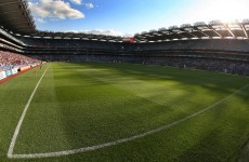 Watch: Croke Park set for All-Ireland club deciders