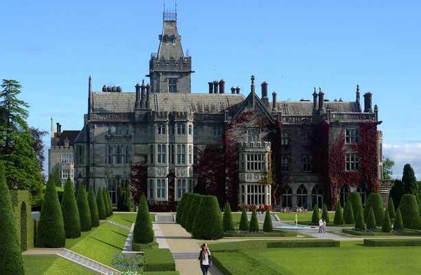 Meet The Man Who Wants To Make Adare Manor As Famous As
