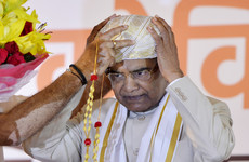 India's new president is from the bottom of the caste system
