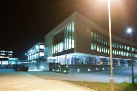 NUIG Campus.