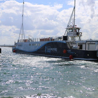 Maiden voyage of new Louth-Down ferry service cancelled due to 'severe weather'