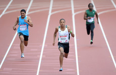 English-born sprinter who wants to race for Ireland pens open letter to IAAF President