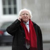 London calling: Michael D plans first official trip as Irish President
